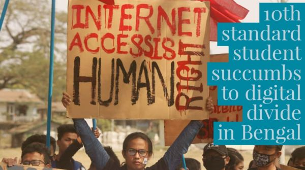 10th standard student succumbs to digital divide in Bengal