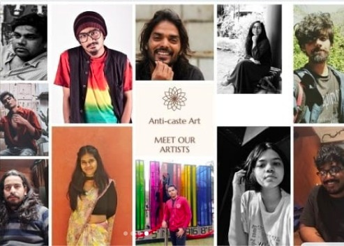 Introduction: The Anti-Caste Art Project